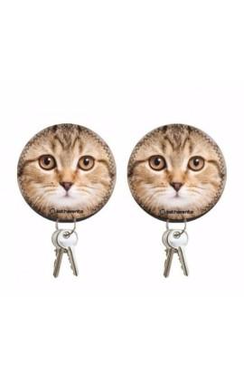 chaveiro-porta-chaves-gato-kathavento