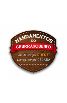 placa-mandamentos-do-churrasqueiro