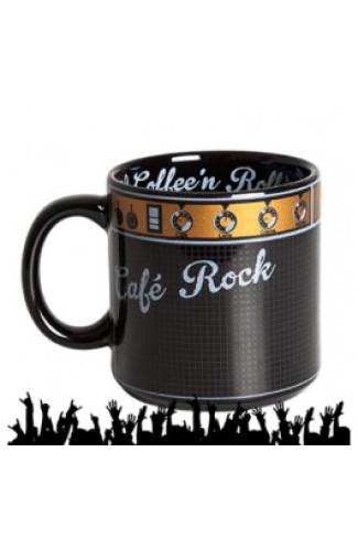 Caneca Chocolate Coffee Rock
